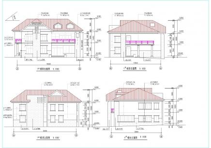 施工图设计培训 建筑美学方面的培养和训练
